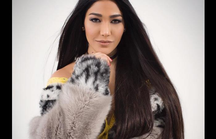 Farina y su nuevo cambio de look desata piropos en sus redes sociales. Foto: Instagram.