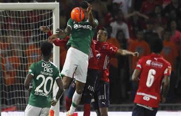 Medellín gano al Deportivo Cali en la fecha 8