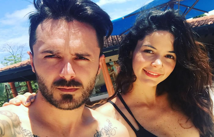 Maleja Restrepo y Tatán Mejía tiene una confesión para sus seguidores. Foto: Instagram.