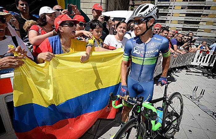 Vuelta a España: Estos son los números que identificarán a los colombianos