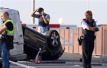 Atentado en Barcelona: Aumenta a 14 la cifra de muertos