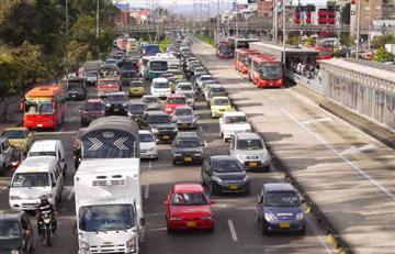 Bogotá: horario de pico y placa podría extenderse