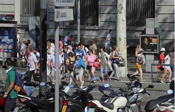 Colombiano herido tras atentado en Barcelona