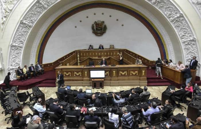 Constituyente de Maduro disuelve la Asamblea Nacional