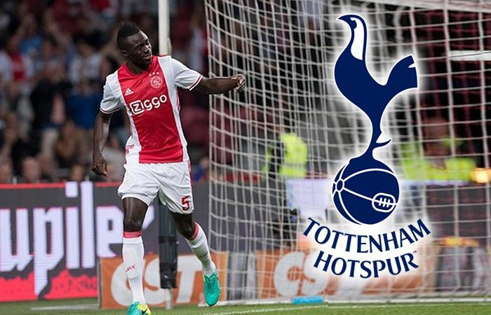 Davinson Sánchez fichó con el Tottenham