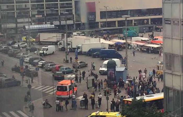 Finlandia: Apuñalan a varias personas en la ciudad de Turku