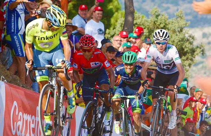 Vuelta a España: Horario de la contrarreloj por equipos