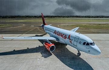 Avianca exonera de penalidad a los viajeros por tormenta