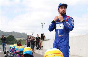 ¿Fernando Alonso continúa o no en la Fórmula 1?