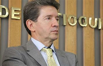 Gobernador de Antioquia y su comentario sobre los bachilleres