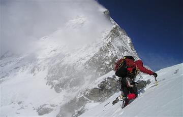 Mont Blanc: Hallan muerto a un alpinista tras fuerte tormenta