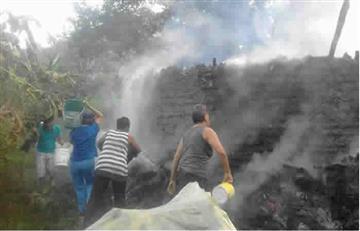 Sierra Nevada:Devorador incendio destruyó parte de su cultura ancestral