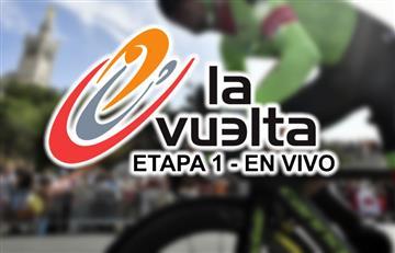 Vuelta a España: Etapa 1 transmisión EN VIVO