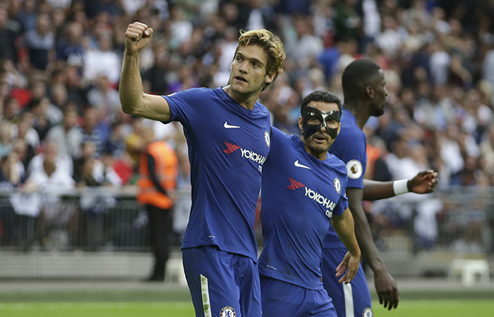 Chelsea ganó al Tottenham en el derbi londinense