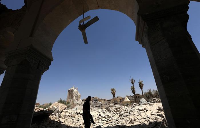 Irak lanzó ofensiva en Tal Afar, último bastión del Estado Islámico