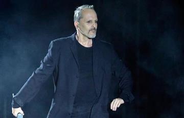 Miguel Bosé: ¿Demandado por no cumplir con concierto en México?