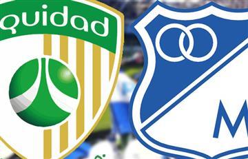 Millonarios y Equidad: Estos equipos bolivianos copiaron sus escudos