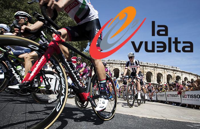 Vuelta a España: Transmisión EN VIVO online etapa 3