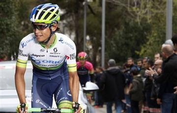 La Vuelta 2017: Así van los colombianos terminada la etapa 3