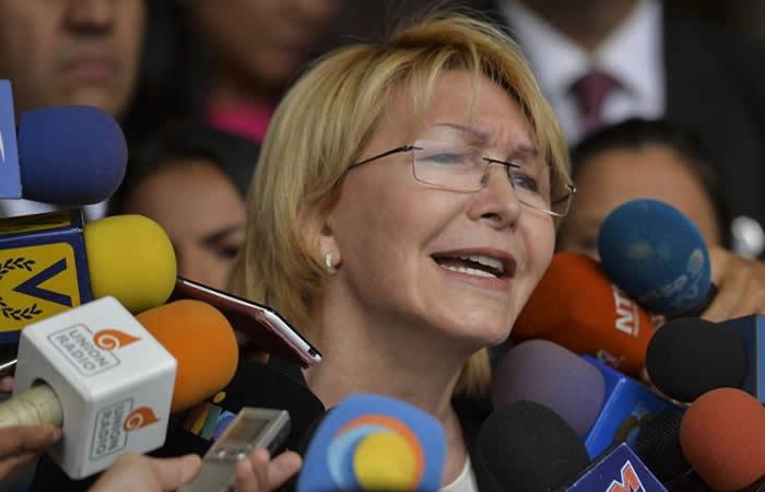 Colombia protegerá a la exfiscal venezolana, Luisa Ortega