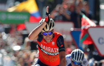 Vuelta a España: Nibali ganador de la etapa 3