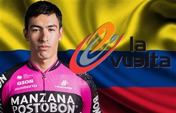 Vuelta a España: Bernardo Suaza, el mejor colombiano de la etapa 4