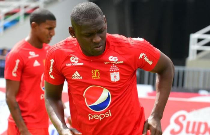 América confirmó la gravedad de la lesión de Martínez Borja