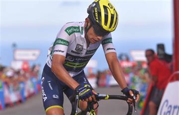 Chris Froome: 'Esteban Chaves es un escalador muy fuerte'