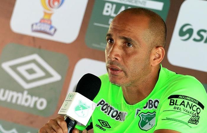 Deportivo Cali: Duras declaraciones de Mayer Candelo