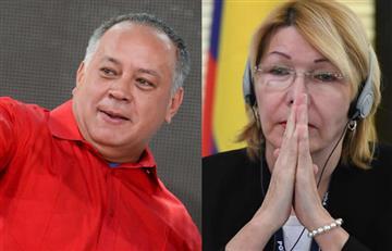 Exfiscal Luisa Ortega: Cabello recibió 100 millones de dólares de Odebrecht
