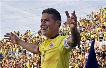 James Rodríguez y las declaraciones que alegran a toda Colombia