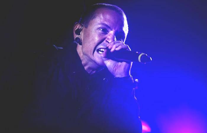 Chester Bennintong será homenajeado por su banda Linkin Park. Foto: AFP