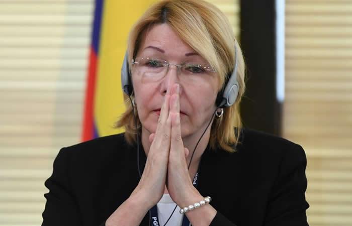 Luisa Ortega: Denunciará la corrupción de Odebrecht en Venezuela