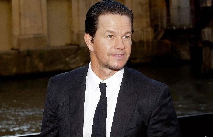 Mark Wahlberg es el actor mejor pagado del mundo. Foto: AFP