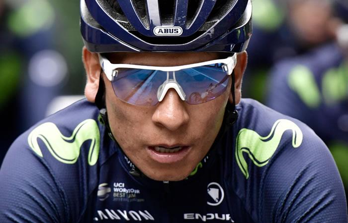 ¿Nairo Quintana dejará de ser líder en el Movistar Team?