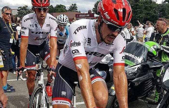 Vuelta a España: John Degenkolb abandona la carrera por enfermedad