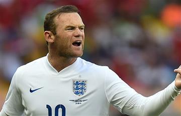 Wayne Rooney: Otro grande que se despide de la selección inglesa