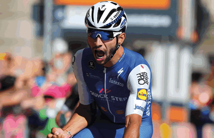 Fernando Gaviria. Foto: Twitter