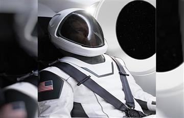 NASA: Revelan el diseño futurista del traje para astronautas