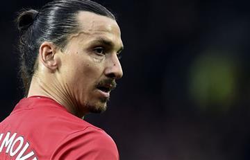 Zlatan Ibrahimovic regresa al Manchester United