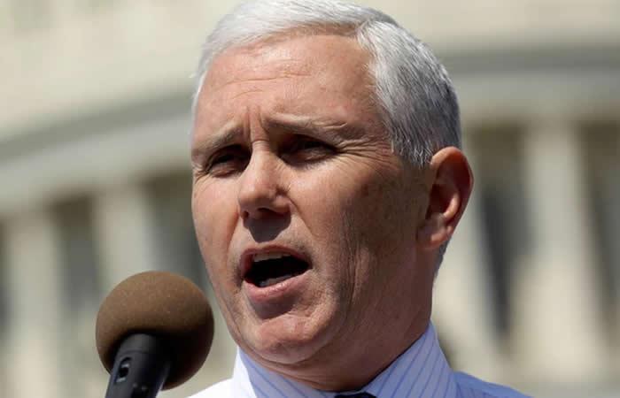 Escándalo sexual en la gira del vicepresidente de Estados Unidos