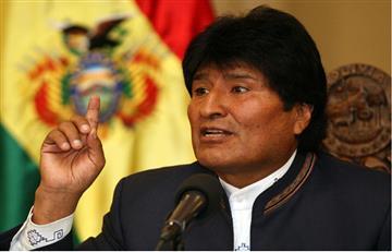 Evo Morales responsabiliza a Fox si le pasa algo a Maduro