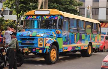 Pereira: Leo, el bibliobús que recorre la ciudad