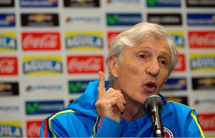 Selección Colombia: Convocatoria oficial de José Pékerman