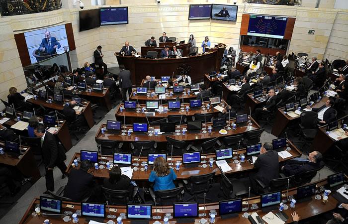 Senado no sesionará el día del partido Colombia vs Brasil