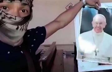 Video: Estado Islámico amenaza al papa Francisco