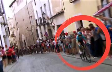 Vuelta a España: Miguel Ángel López demostró por qué le dicen 'Superman'