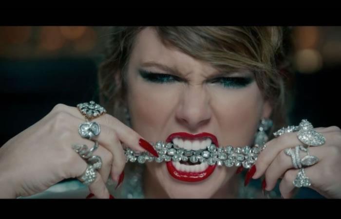 Taylor Swift regresa con un ánimo vengativo