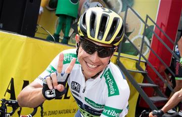 Vuelta a España: Esteban Chaves el mejor colombiano de la etapa 8