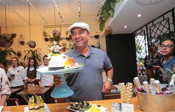 Buddy Valastro traería dos de sus pastelerías a Colombia
